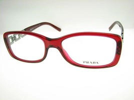 New Authentic Prada Eyeglasses PR 13MV 2BM1O1 53mm Made in Italy VPR13MV - $115.09