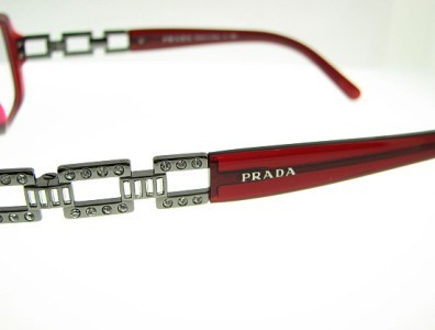 5d8f2c1210e New Authentic Prada Eyeglasses PR 13MV 2BM1O1 53mm Made in Italy VPR13MV