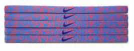 Nike Unisex Running All Sports BLUE DESIGN Sports Design Headband NEW - $6.50