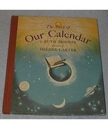The story of our Calendar 1949 Ruth Brindze Book - $9.95