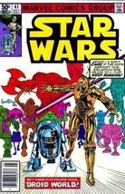 Star Wars #47 [Comic] by Archie Goodwin; Gene Day; Carmine Infantino - $16.99