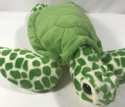 "Green Sea Turtle Plush Stuffed Toy 15"" Long by Wildlife Artists Stuffed ... - $16.42"
