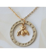 Bee Pendent - $36.00
