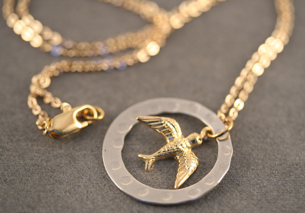 Sparrow Pendent