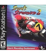 Sports Superbike 2  (PlayStation, 2002) brand new - $12.86