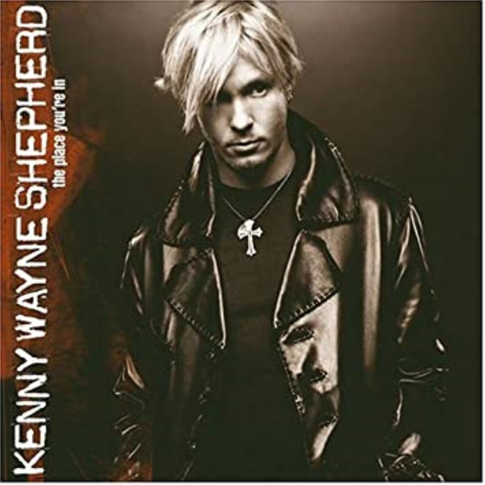 The Place You're In by Kenny Wayne Shepherd Cd