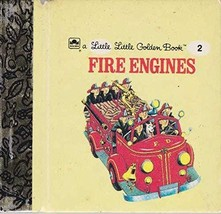 Fire Engines (Little Golden Book) [Hardcover] [Jan 01, 1959] Gergely, Tibor and