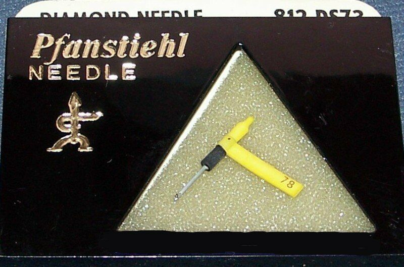 PHONOGRAPH RECORD PLAYER STYLUS NEEDLE for SONOTONE 25T 28T 29T 32T 39T 812-DS73