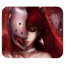 Mouse Pad Popular Beautiful Elfen Lied Japanese Animation Movie For Fant... - $76,34 MXN