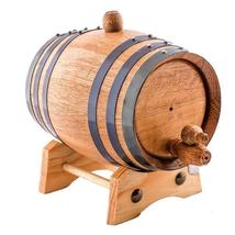 American Oak 1 Liter Tabletop Aging Barrel - $68.00