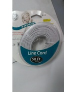 GE White Phone Cord 50 Foot 86530 - $4.99