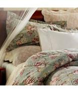 Ralph Lauren Charlotte Floral Sage Green Full/Queen Comforter - $95.00