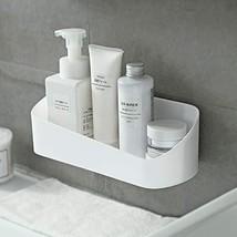 SUNFICON Adhesive Shower Caddy Basket Bathroom Shelf Organizer Wall Moun... - $14.92