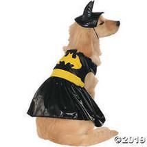 Batgirl Dog Costume - Extra Large - £22.36 GBP