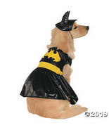 Batgirl Dog Costume - Extra Large - £22.56 GBP
