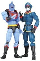 Micro Action Series - Kinnikuman: Robin Mask & Brocken Jr. - $121.13