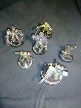 Heroclix 6 piece lot Robot/Mech/Steam Heroclix Figures - $15.54
