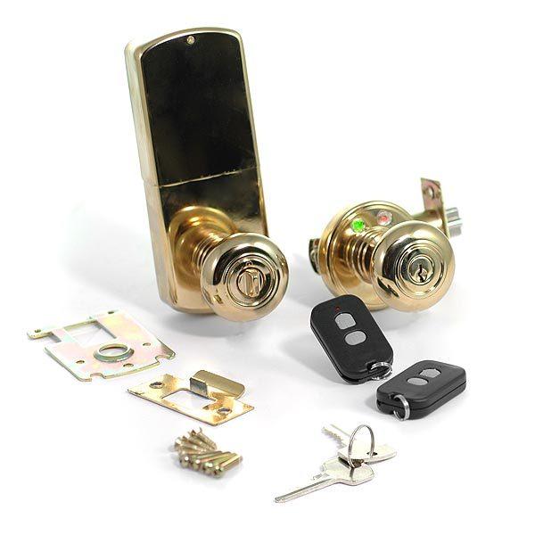 RF Keyfob for Remote Controlled Deadbolt or Doorknob***