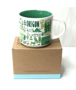 Starbucks Oregon Mug Been There Series Across The Globe Coffee Cup 14 fl oz NEW - $34.64