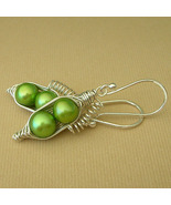 2 Peas in A Pod Earrings - $51.00