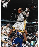 Jermaine O'Neal autographed Indiana Pacers basketball 8x10 photo COA - $64.99