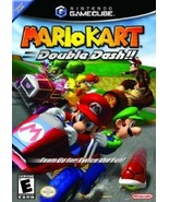 Mario Kart Double Dash Gamecube Great Condition Complete Fast Shipping - $89.93