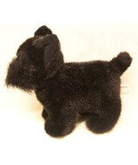 "Russ SHADOW THE BLACK SCOTTIE DOG 9"" Plush Stuffed Animal - $19.80"