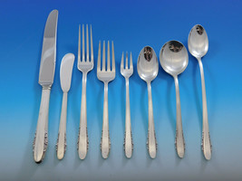 Festival by Lunt Sterling Silver Flatware Set for 6 Service 57 Pieces - $2,750.00
