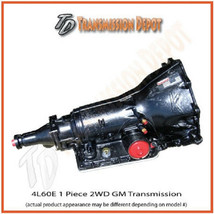 4L60E GM Transmission Stock Replacement 2wd (1993 - 1997) - $1,385.00