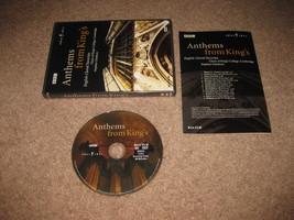 BBC - ANTHEMS FROM KING'S - English Choral Favorites - DVD - $9.99