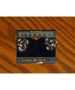 Givenchy Love Knot Pierced Earrings  - $10.00