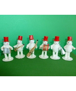 Christmas Snowman Band in Original Box Made in ... - $125.00