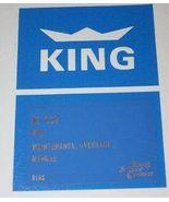 Bendix King KI229 RMI Radio Magnetic Indicator Install/Maintenance Manual - $148.50
