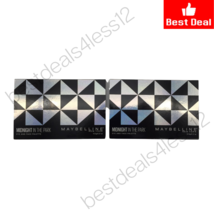 (New) Maybelline Midnight In The Park Eye and Face Palette Pack of 2 - $22.76