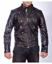 Guardians of Galaxy Celeb Style Replica Men Leather Jacket