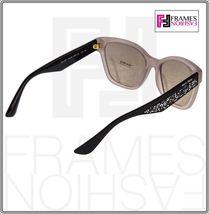 MIU MIU PAVE EVOLUTION MU 06R Square Black Rock Opal Argil Sunglasses MU06RS image 6