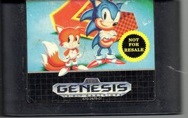 Sonic The Hedgehog 2 - Sega Genesis image 1