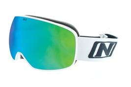 Optic Nerve San Juan Small Shiny White - $139.04