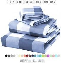 Luxe Bedding Bed Sheet Set - Brushed Microfiber 2000 Bedding - Wrinkle, Fade, - - $50.45