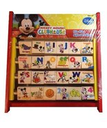 Disney Mickey Mouse Flip Flop Alphabet Blocks - $59.99