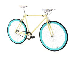 Golden Cycle Abigail Bicycle Fixed Gear Fixie Bike - €212,45 EUR