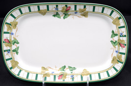 "Lenox Summer Terrace * SERVING PLATTER / TRAY * 10 1/4"", Casual Images, ... - $11.99"