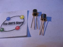 2N711B Texas Instruments TI Germanium Ge PNP Transistor - NOS Qty 2 - $9.49