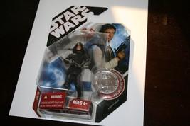 STAR WARS Death Star Trooper Factory Error Han Solo Card - $79.99