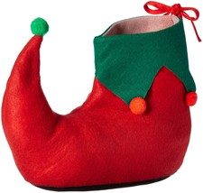 Rubie's Adult Elf Shoes Green/Red One Size - $10.42