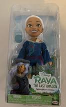 Jakks Pacific Disney Raya And The Last Dragon: Petite Human Sisu Doll - New - $17.45