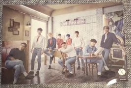 Post Card (EXO Love Me Right romantic universe) - Freebie