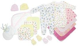 Newborn Baby Girls 18 Pc Layette Baby Shower Gift - $46.59