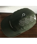 Converse Mens Hat Graphic Camp Field Surplus Cap One Size 10018293 A01 M... - £15.22 GBP