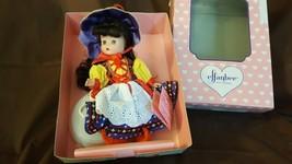 Vintage Effanbee Doll 1994 GIRL MUNCHKIN MV212 Story Book Series Wizard ... - $29.95